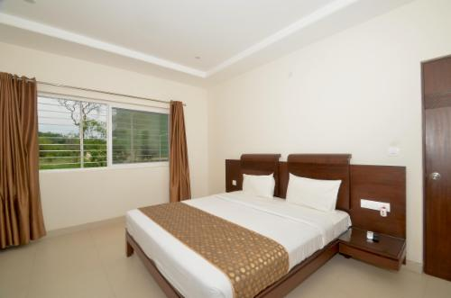 Service apartment in Bangalore RMV 2nd stage - Luxury Bedroom