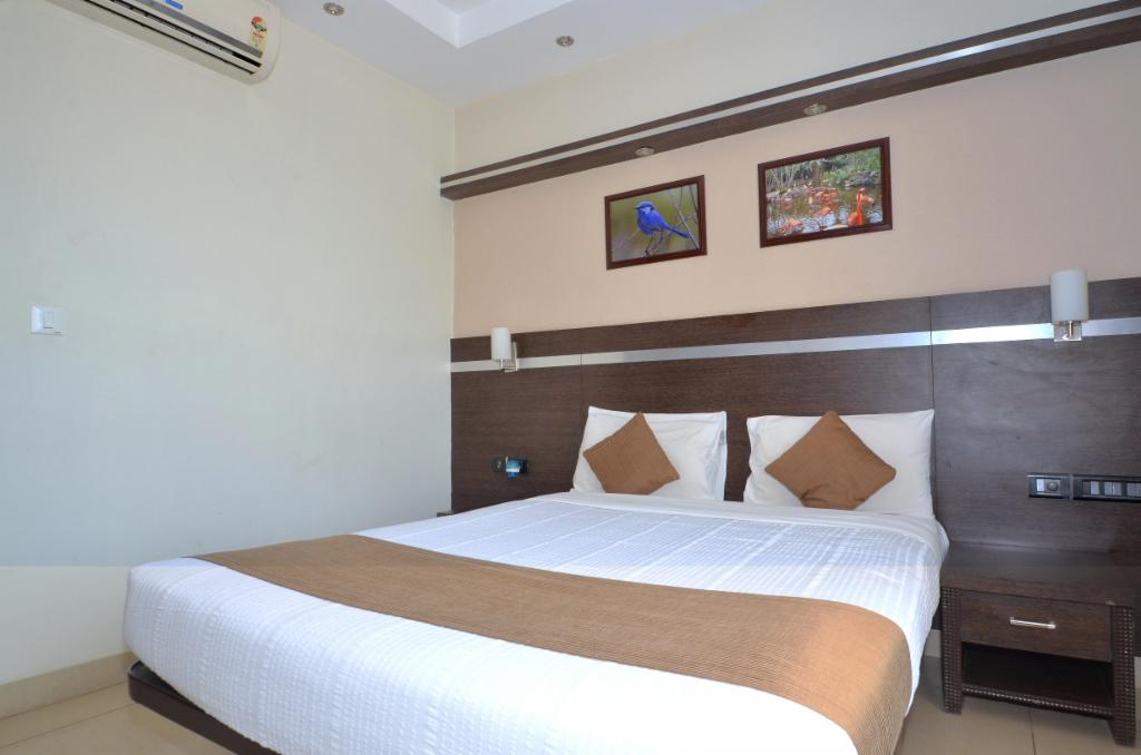 Service Apartments in Marathahalli-Sarjapur ORR, Bangalore -Bedroom