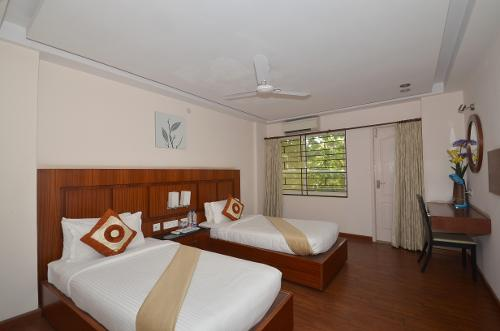 Qualified Service Apartment in Bommasandra, Bangalore - Bedroom
