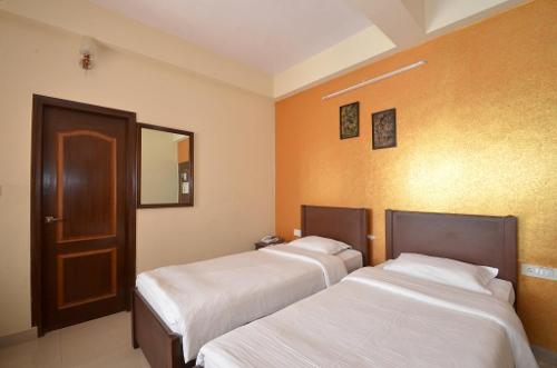 Service Apartment in Cambridge Layout, Bangalore - Master Bed room