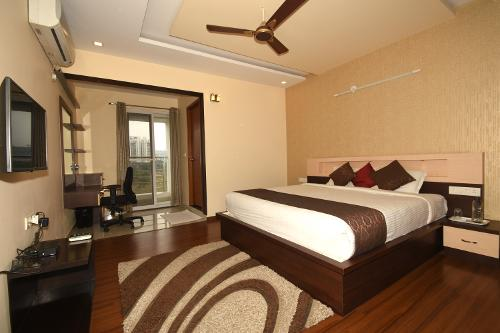 Fully Furnished Service Apartments |  Bed Room