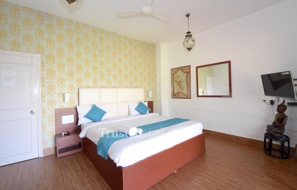Bedroom | Service Apartments in Koregaon Park