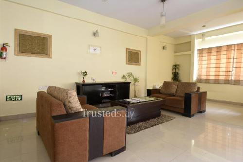 Master Bed room | Service Apartments in Russel Street, Kolkata