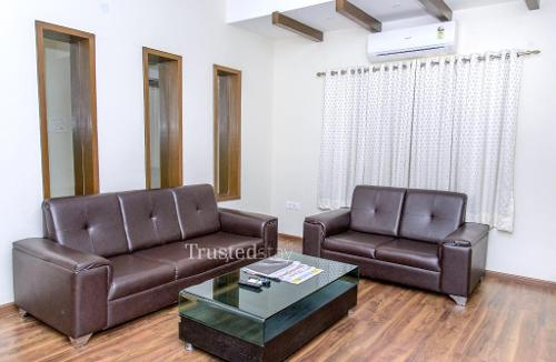 Service Apartments in Banjara Hills , Hyderabad | Living room