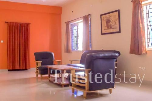 Service Apartments in Chennai | Living Room