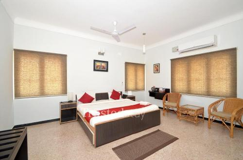 Service Apartments in Red field, Coimbatore - Master Bedroom