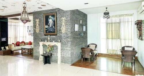 Service Apartments in Gachibowli , Hyderabad | Living Room