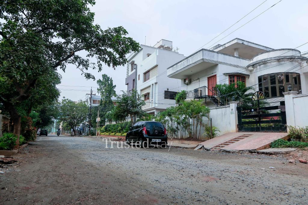 Service Apartments in Vijayawada - Bedroom