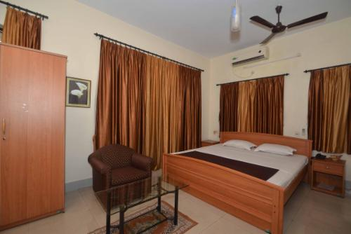 Qualified Service Apartments in Salt Lake - Kolkata | Deluxe Bedroom