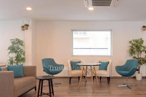 Bedroom | Best Service Apartments in Hyderabad